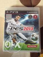 PS3 game. Pes 2013 pro evolution soccer