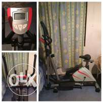 For Sale excerise machine in excellent condition