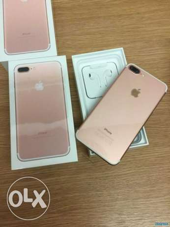 brand new unlocked iphone 7 plus 128 GB for sale