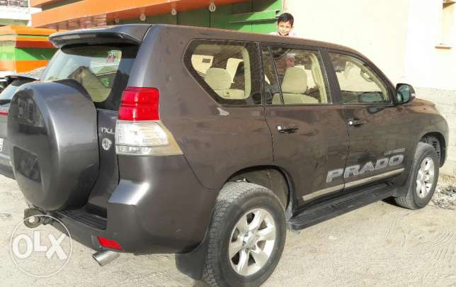 Prado full option with sunroof 48000 km only