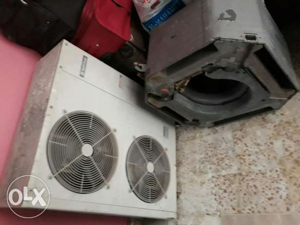 National crawling ac with double fan