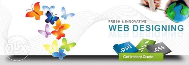 i design business websites in just 30 KD
