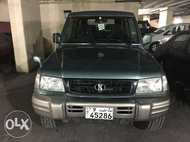 Hyundai Galloper model 1999