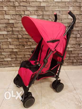 Stroller silver cross pop بحاله الجديد