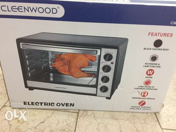 50lit electric oven