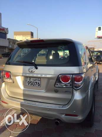 Toyota Fortuner v4 2012 for SALE 3900kd