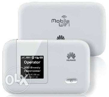 Huawei router