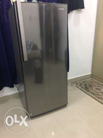 Sharp Refrigerator (2 months old )