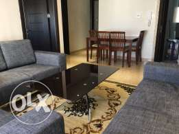 two bedrooms fully furnished bedroom apartment.
