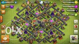 Clash of clans tawn 9 max