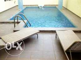 fully furnished flat in EGALA and good location