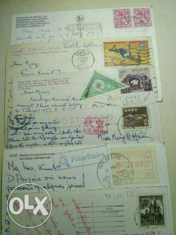 Very Old postcards