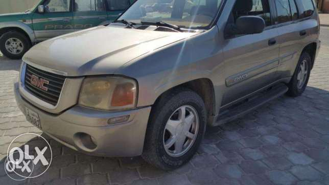 GMC envoy colour golden