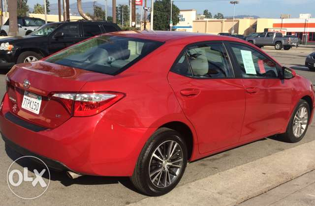 Neat 2016 Toyota Corolla LE Plus For Sale.