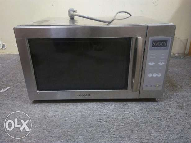 Daewoo Grill Micro Wave Owen for sale