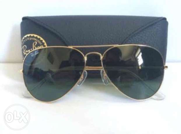 Going Cheap! Genuine Ray Ban Aviator Brand New for KD. 30 only.