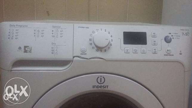 Indesit washing machine 35 kd