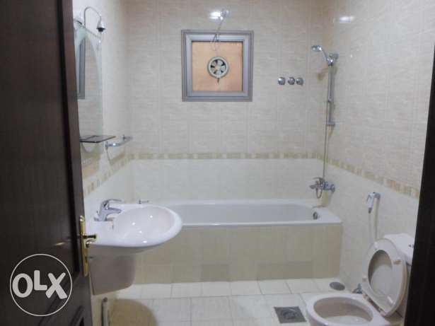 Spacious 3 bedroom apartment with garden for rent in fahad al ahmed.