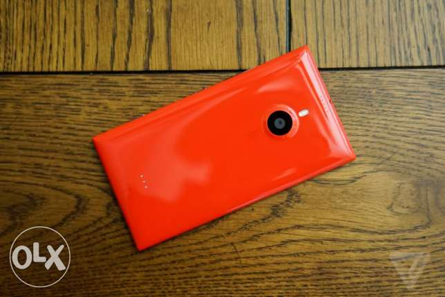 lumia 1520 red color