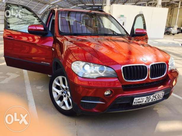 Bmw X5 2012, Good Condition