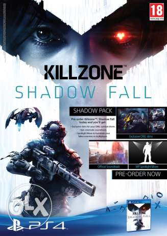 Killzone Shadown Fall PS4