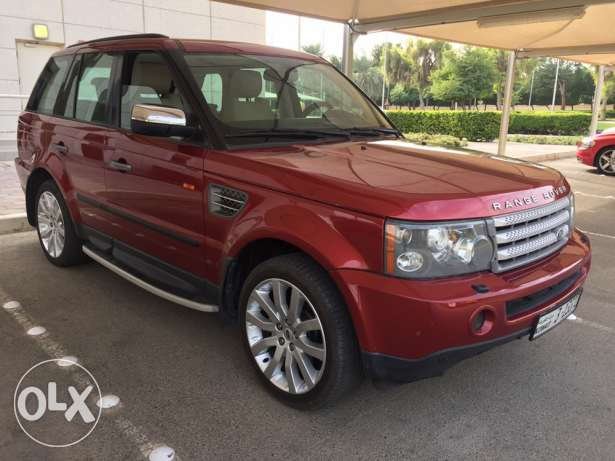rang Rover sport super charge بيان -  5