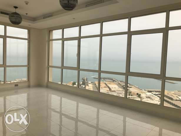 Salmiya sea view floor apartment 3bedrooms blk 1