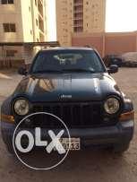 Jeep Cherokee 2005 for sale (less than 98,000 Kms only)