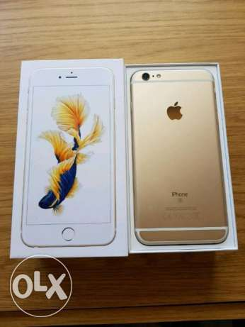 Apple iPhone 6S Plus 64gb Gold New Condition Unlocked