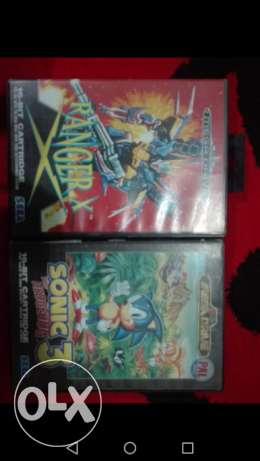 Sega genesis games for sale