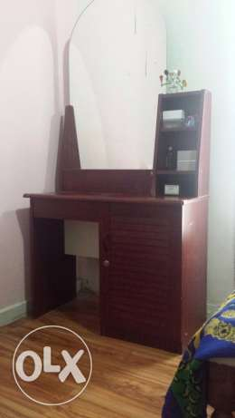 Dressing Table for sale 15kd
