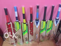 Cricket bats for sale tennis