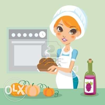 Required Asian Cook for Kuwaiti family i