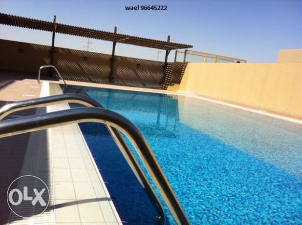 Beautiful furnished 2&3 bedrooms apartment