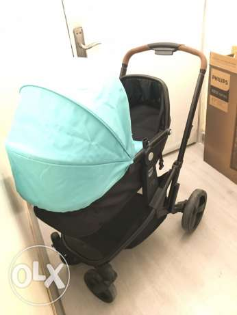 Baby stroller mother care