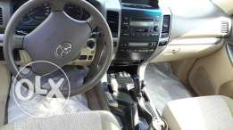 Prado 2005 very good condition