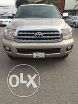 Toyota Sequoia Limited Edition