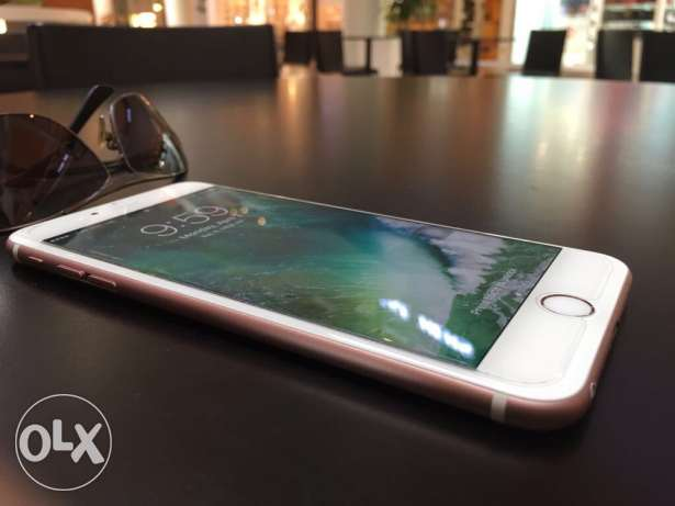 iPhone 6s Plus - 128 GB - rose gold