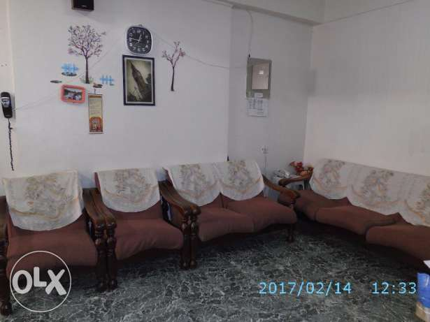 7 seater wooden sofa set for sale