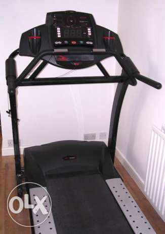 treadmill good condition like new for sale