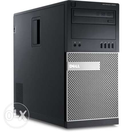 Dell Optiplex 9020 i5 Desktop 4Th Gen PC Only