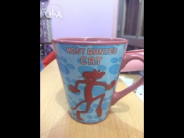 Pink panther mug (color changing)
