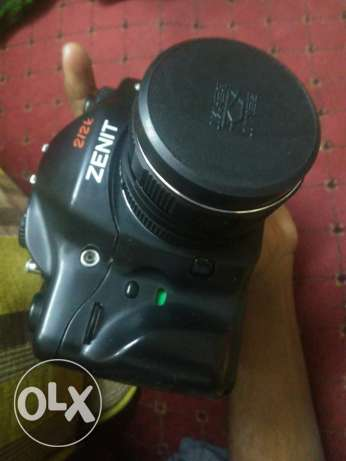 Zenit camera 214k good condition