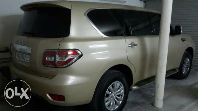 Nissan patrol se low mileage very clean in bahrain