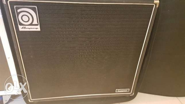 Ampeg Bass Cabinet for Sale
