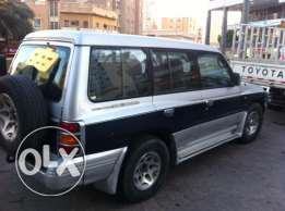 Pajero 2000 in Good condition