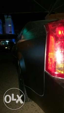 Cadillac cts black matte. Urgent sell
