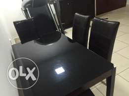 4 chairs Dinning Table from Safat