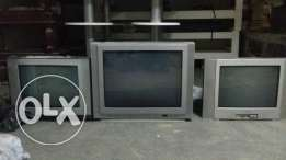 Sony lg jvc all working good I want exchange with led all working good