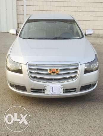 Geely Emgrand 8 الري -  1